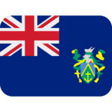 Flag: Pitcairn Islands on Twitter Twemoji 2.0