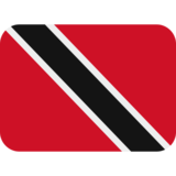 Flag: Trinidad & Tobago on Twitter Twemoji 2.0
