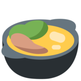 Pot of Food on Twitter Twemoji 2.0
