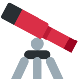 Telescope on Twitter Twemoji 2.0