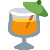 Tropical Drink on Twitter Twemoji 2.0