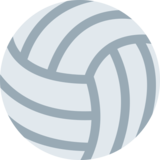 Volleyball on Twitter Twemoji 2.0