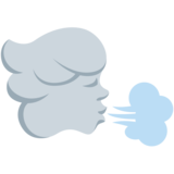 Wind Face on Twitter Twemoji 2.0