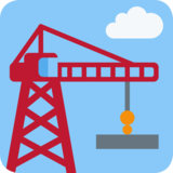 Building Construction on Twitter Twemoji 2.1