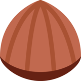Chestnut on Twitter Twemoji 2.1
