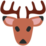 Deer on Twitter Twemoji 2.1