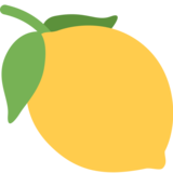 Lemon on Twitter Twemoji 2.1