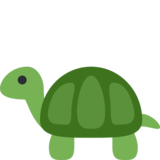 Turtle on Twitter Twemoji 2.1