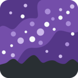 Milky Way on Twitter Twemoji 2.1.2