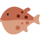 Blowfish on Twitter Twemoji 2.2