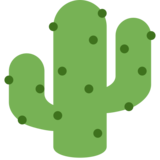 Cactus on Twitter Twemoji 2.2