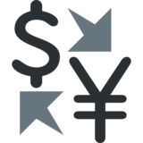 Currency Exchange on Twitter Twemoji 2.2