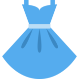 Dress on Twitter Twemoji 2.2