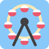 Ferris Wheel on Twitter Twemoji 2.2