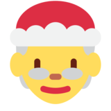 Mrs. Claus on Twitter Twemoji 2.2