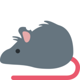 Rat on Twitter Twemoji 2.2