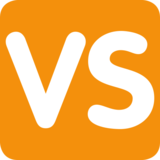 Vs Button on Twitter Twemoji 2.2