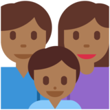 Family, Type-5 on Twitter Twemoji 2.2.1