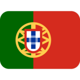 Flag: Portugal on Twitter Twemoji 2.2.1