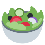 Green Salad on Twitter Twemoji 2.2.1