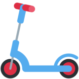 Kick Scooter on Twitter Twemoji 2.2.1