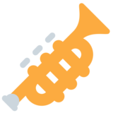Trumpet on Twitter Twemoji 2.2.1