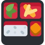 Bento Box on Twitter Twemoji 2.2.3