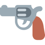 Pistol on Twitter Twemoji 2.2.3