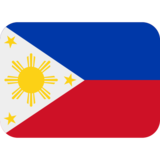 Flag: Philippines on Twitter Twemoji 2.2.2