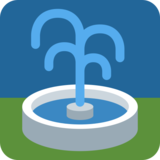 Fountain on Twitter Twemoji 2.2.2