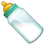 Baby Bottle on WhatsApp 2.19.244