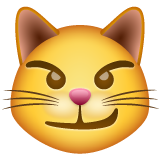 Cat With Wry Smile on WhatsApp 2.19.244