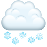 Cloud With Snow on WhatsApp 2.19.244