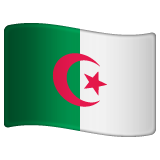Flag: Algeria on WhatsApp 2.19.244