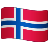 Flag: Bouvet Island on WhatsApp 2.19.244