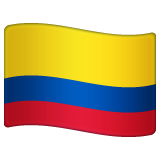 Flag: Colombia on WhatsApp 2.19.244