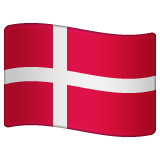 Flag: Denmark on WhatsApp 2.19.244
