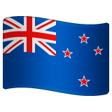 Flag: New Zealand on WhatsApp 2.19.244