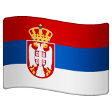 Flag: Serbia on WhatsApp 2.19.244