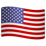 Flag: United States on WhatsApp 2.19.244