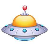 Flying Saucer on WhatsApp 2.19.244