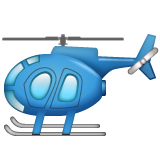 Helicopter on WhatsApp 2.19.244