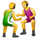 Men Wrestling on WhatsApp 2.19.244