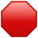 Stop Sign on WhatsApp 2.19.244