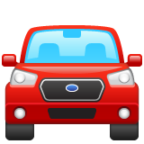 Oncoming Automobile on WhatsApp 2.19.244
