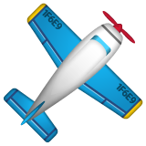 Small Airplane on WhatsApp 2.19.244