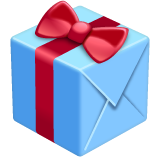 Wrapped Gift on WhatsApp 2.19.244