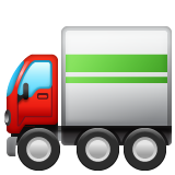 Articulated Lorry on WhatsApp 2.19.352