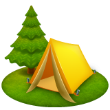Camping on WhatsApp 2.19.352