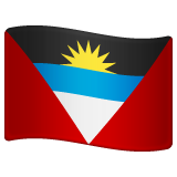 Flag: Antigua & Barbuda on WhatsApp 2.19.352